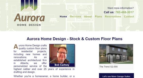 Portfolio Aurora Home Designs